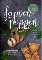 Kosmos Boek - Lappenpoppen haken à la Sascha Blase-Wagtendonk