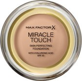 Bol.com-Max Factor Miracle Touch Compact Foundation - 075 Golden-aanbieding