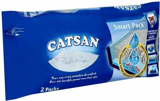 Catsan Smart Pack 4L 1x2 - Catsan