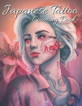 Japanese Tattoo Coloring Book