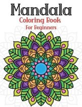 Mandala Coloring Book For Beginners