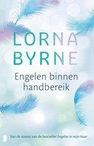 Boek cover Engelen binnen handbereik van Lorna Byrne (Onbekend)