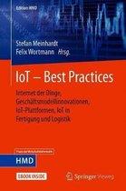 Iot - Best Practices: Internet Der Dinge, Geschäftsmodellinnovationen, Iot-Plattformen, Iot in Fertigung Und Logistik