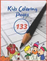 133 Kids Coloring Pages