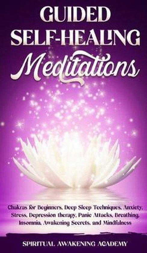 Guided Selfhealing Meditations