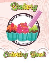 Bakery Coloring Book