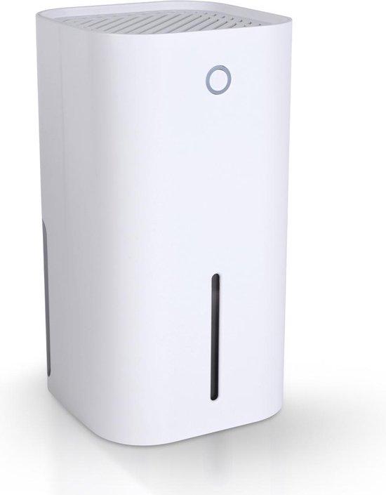 Okik® Luchtontvochtiger - 300ml per dag - Stil - Grote capaciteit - Slaapkamer - Badkamer - Kantoor - Wit