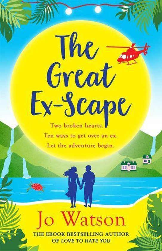 Boek cover The Great Ex-Scape van Jo Watson (Onbekend)