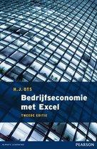 Boek cover Bedr Econ Met Excel, 2/E van H.J. Ots