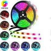 LED-strip - 5 meter - 44 LED's - Multi-colour