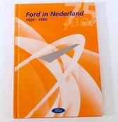 Boek 75 jaar Ford in Nederland 1924-1999