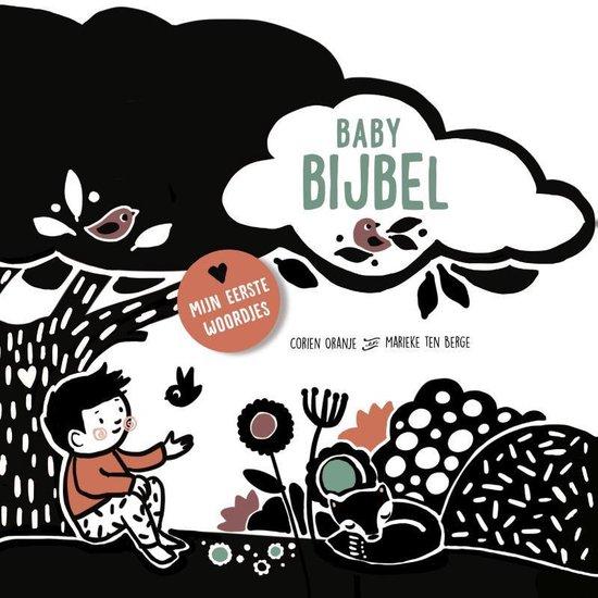 Boek cover Babybijbel schepping van Corien Oranje (Hardcover)