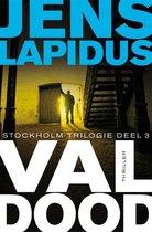 Boek cover De Stockholm-trilogie 3 -   Val dood van Jens Lapidus