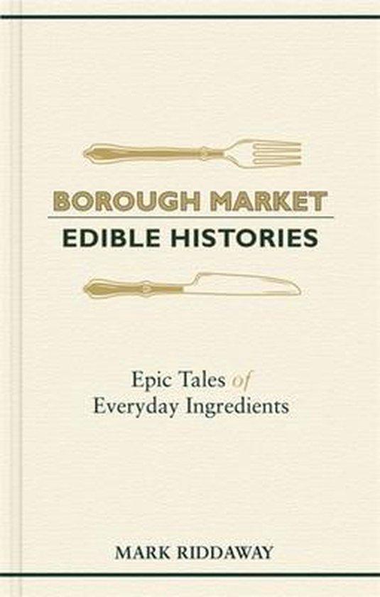 Boek cover Borough Market van Mark Riddaway (Hardcover)