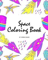 Space Coloring Book for Children (8x10 Coloring Book / Activity Book)
