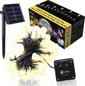 J-Pro lichtsnoer op zonne-energie - 50 Solar LED -
