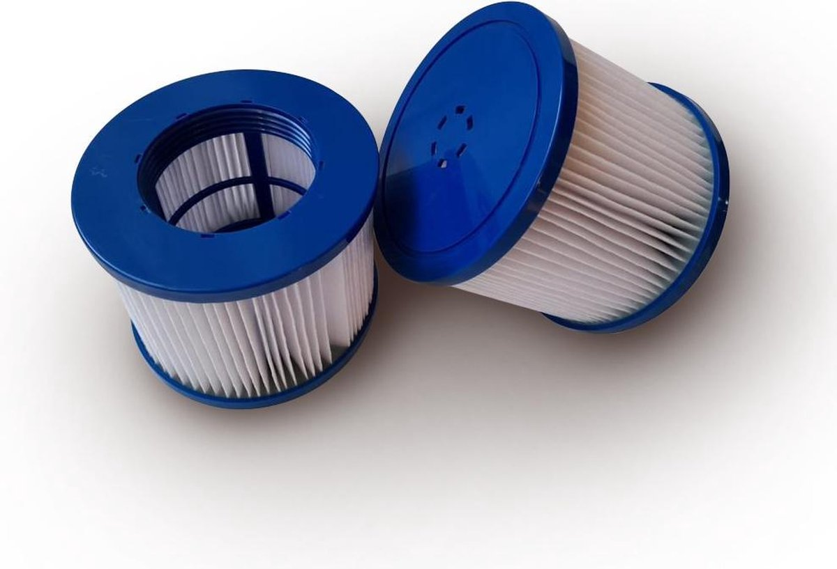 Spa Filter 6 STUKS voor opblaasbaar-Opblaasbare Hottub-Inflatable Spa-4 Personen- Vierkant