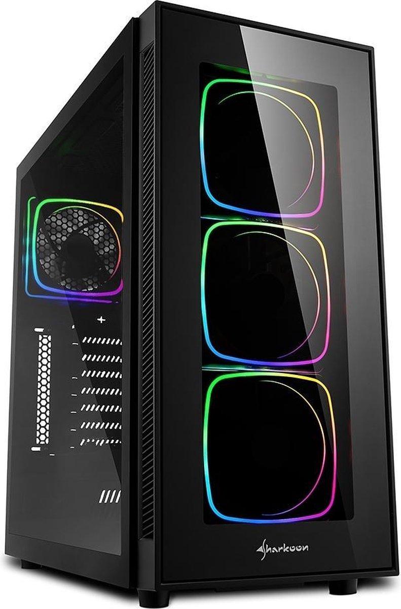 AMD Ryzen 7 3800X High-End Game PC – RTX 3070 – X570 – 32GB RAM – 512GB SSD – 2TB HDD – TG6 aRGB