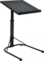 Shasim- bijzettafel- inklapbare laptoptafel - Bedtafel - Klaptafel - Laptopstandaard- Laptoptafel - Bijzettafel - schoot tafel