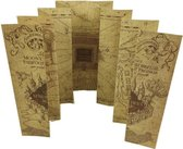 Marauder's Map / Sluipwegwijzer - Replica - Harry Potter