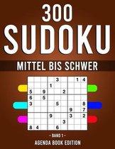 300 Sudoku Mittel bis Schwer