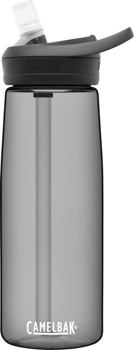 CamelBak Eddy+ - Drinkfles - 750 ml - Antraciet (Charcoal)
