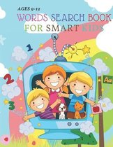 Words Search Book For Smart Kids