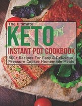The Ultimate Keto Instant Pot Cookbook