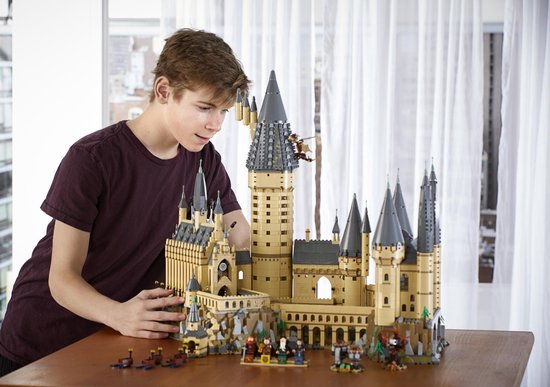 LEGO Harry Potter Kasteel Zweinstein - 71043