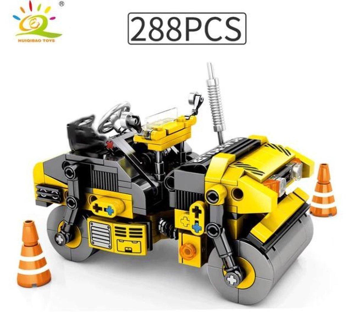 Technisch Lego - Technic - geschikt voor LEGO - Bouwplaats - Wals