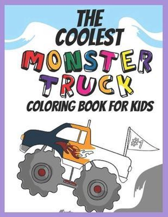 The Coolest Monster Truck