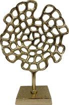 Ornament Enya - Metaal - Goud - 36cm