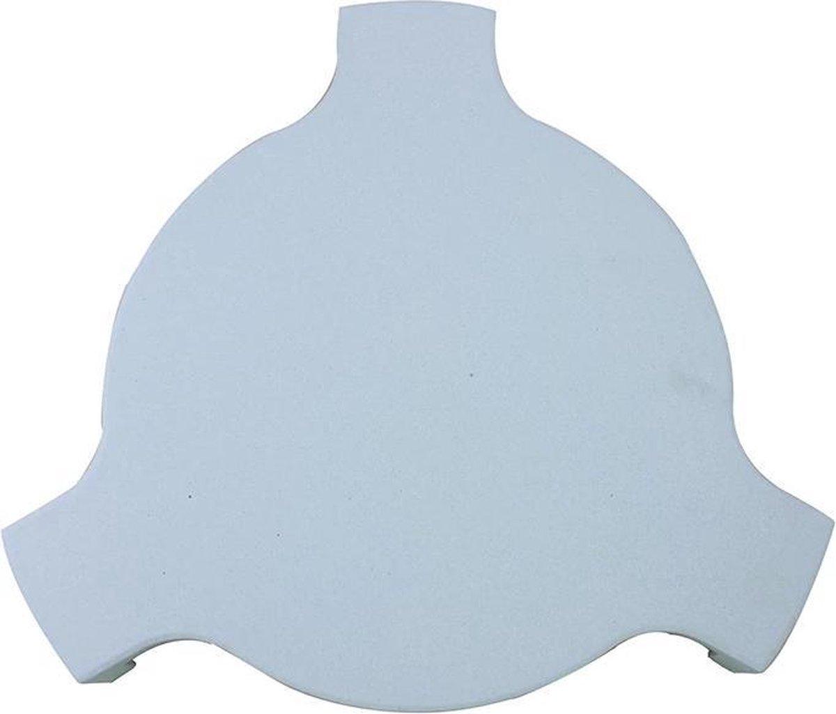 Tools4grill Heat deflector / plate setter keramiek voor 15 inch Kamado 29 cm