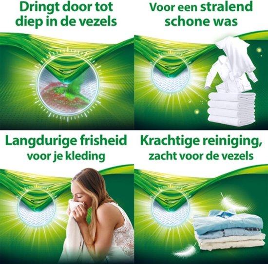 Persil Power Gel Vloeibaar Wasmiddel - Voordeelverpakking - 6 x 20 wasbeurten