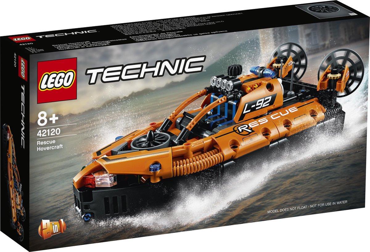 LEGO Technic Reddingshovercraft - 42120