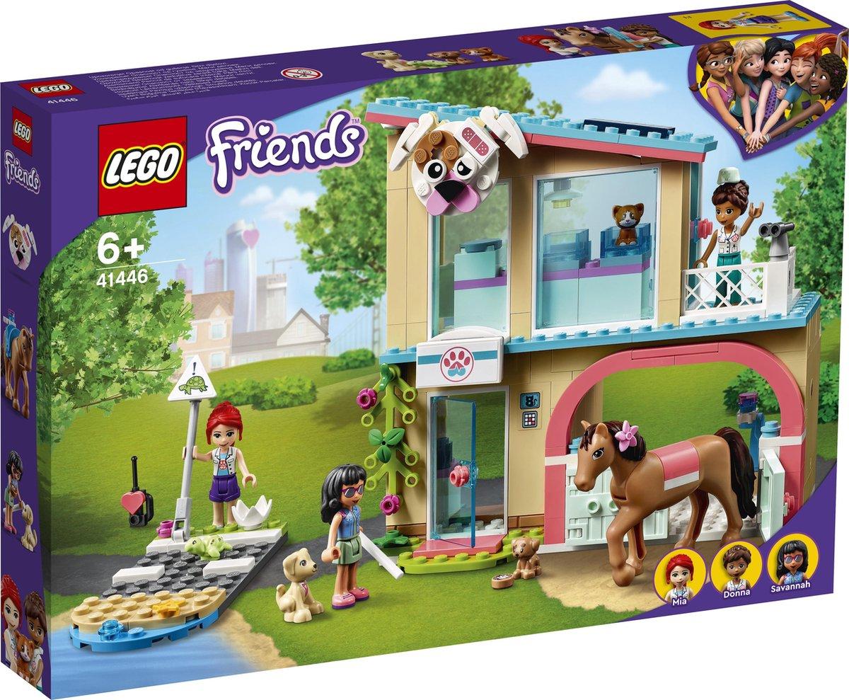 41446 LEGO Friends Heartlake City Dierenkliniek