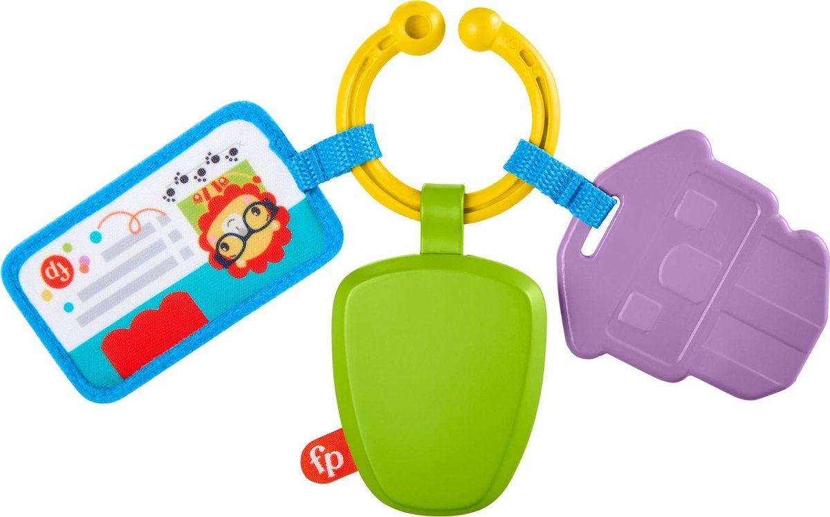 Fisher Price Activity Sleutels
