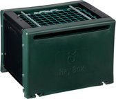 Hooibox, voederbesparend / voederruif met voederooster