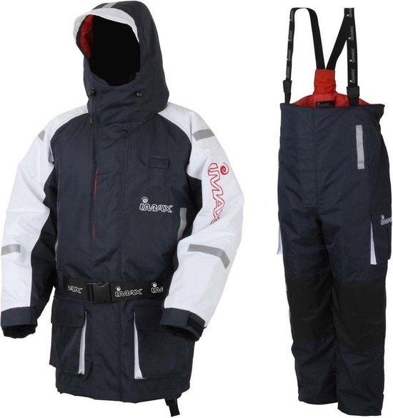Imax CoastFloat Floatation Suit - Warmtepak - Maat XXL - Wit