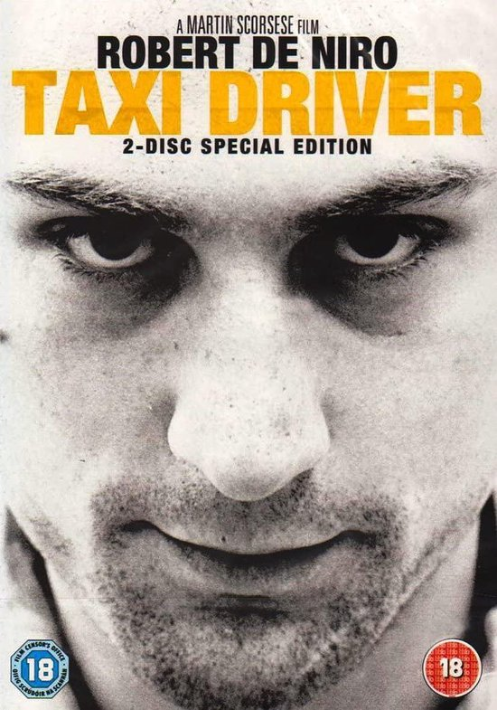 Cover van de film 'Taxi Driver'