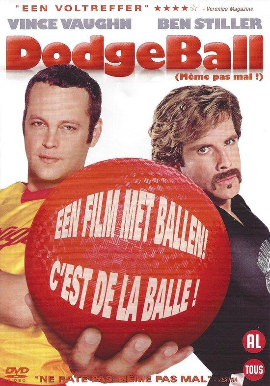 Cover van de film 'Dodgeball'