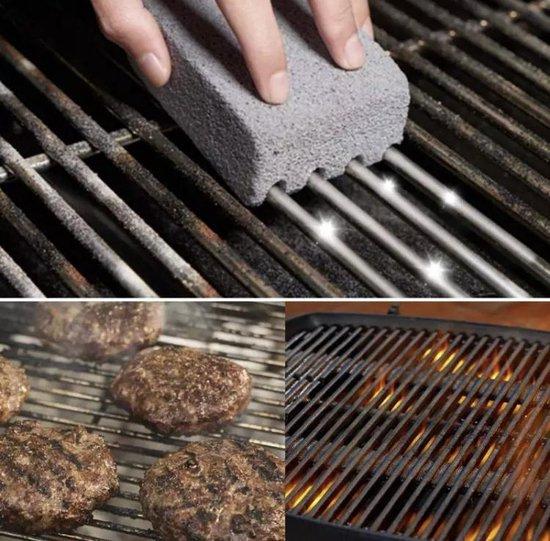 BBQ schoonmaak steen - Schuursteen - Premium Stone