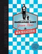 Boek cover Dagelijkse kost - Mijn 200 klassiekers van Jeroen Meus (Hardcover)
