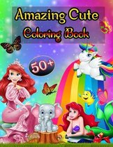50+ Amazing Cute Coloring Book