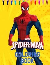 Spider Man Coloring Book