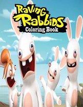 Raving Rabbids Coloring Book