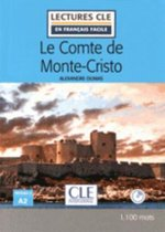 Lectures en français facile niveau 2: Le Comte de Monte-Cristo book + cd