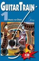 Guitar Train 1 Marcel van Dorst + CD - Gitaar lesmethode: