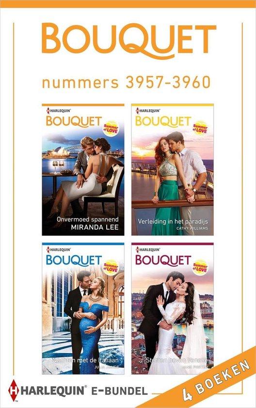 Bouquet e-bundel nummers 3957 - 3960 - Miranda Lee |
