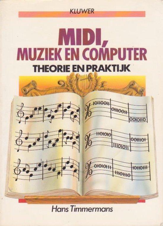 MIDI MUZIEK EN COMPUTER - Timmermans |